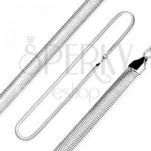 Řetízek z chirurgické oceli - hustý had