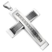 Mohutný kríž - šachovnice a grafický symbol