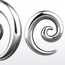 Expander ocelový spirálka ve tvaru šneka, různé velikosti