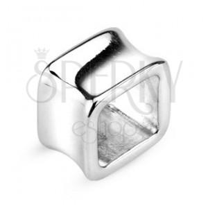 Tunel do ucha - dutý čtverec z chirurgické oceli